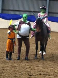 9 Shrek!