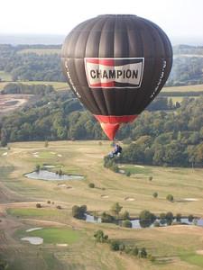 1 G-BGHS Champion balloon