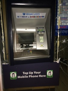 7 distressed cash machine