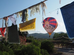2 tibet balloon barcelona
