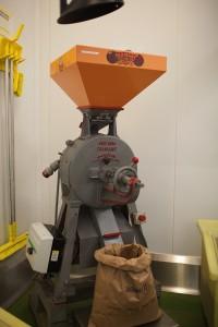 3 Danish grinder