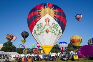 6 Bristol Tibet balloon