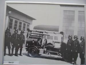 13 Firecrew Schwabisch halle airfield