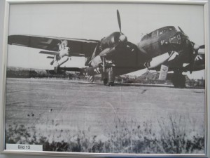 4 JU88 schwabisch halle guided bombs