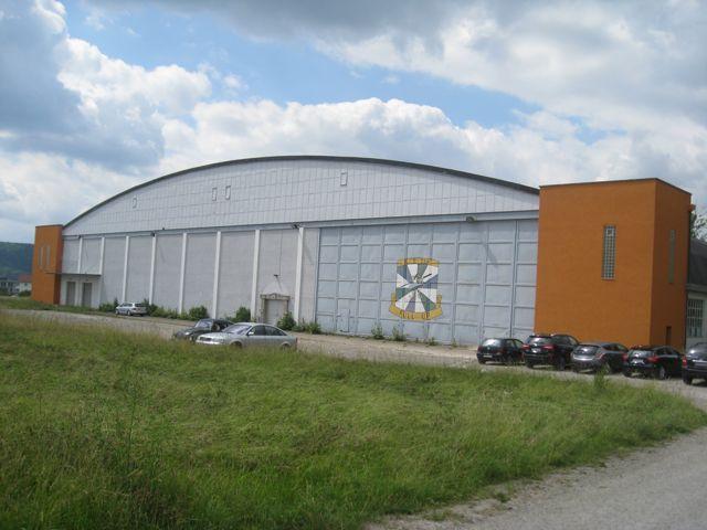 C WW2 hangar schwabisch halle