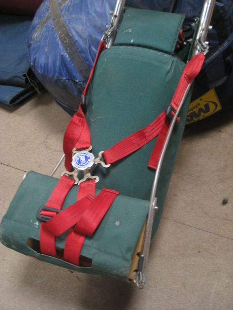 seat harness lindstrand hopper