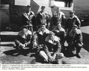 8 RE Smith crew 42-7491