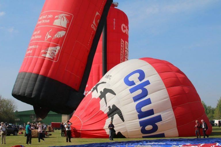 11 Chubb balloons