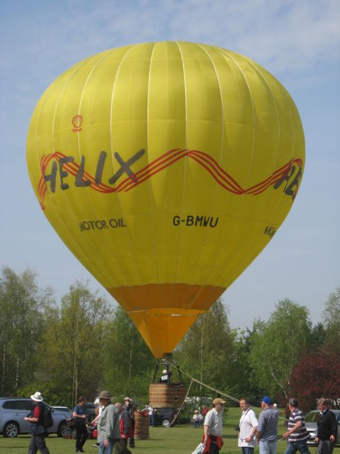 4 G-BMWU Helix